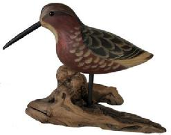 E10 Shore Bird carved by Ed Green 1986 from Have de Grace Maryland