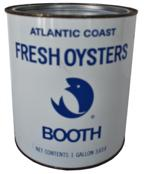 B117 Atlantic Coast Fresh Oyster