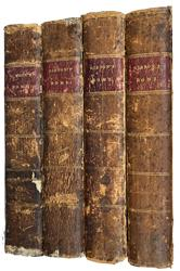 F172 Set of four Books dated 1816 The Decline of the Roman Empire byEdward Gibbson ESQ